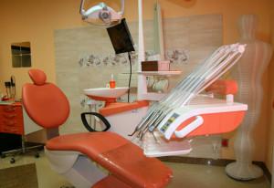 Gabinet stomatologiczny – Aleksandra i Mikołaj Telżyńscy