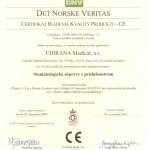 Certyfikat CE 1/4